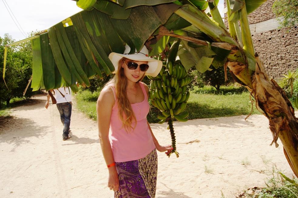 Банановый остров Луксор