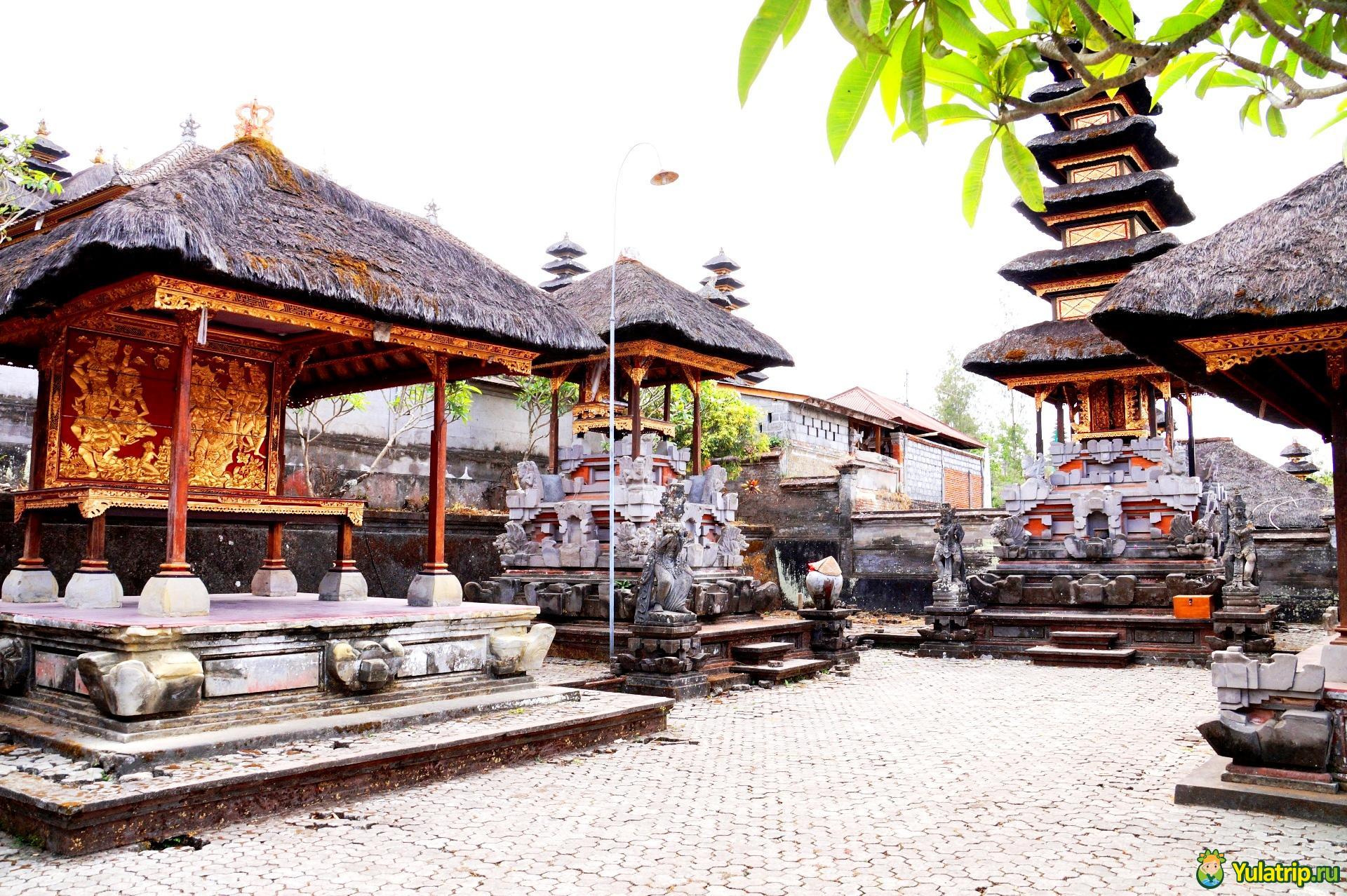 храм бесаких бали