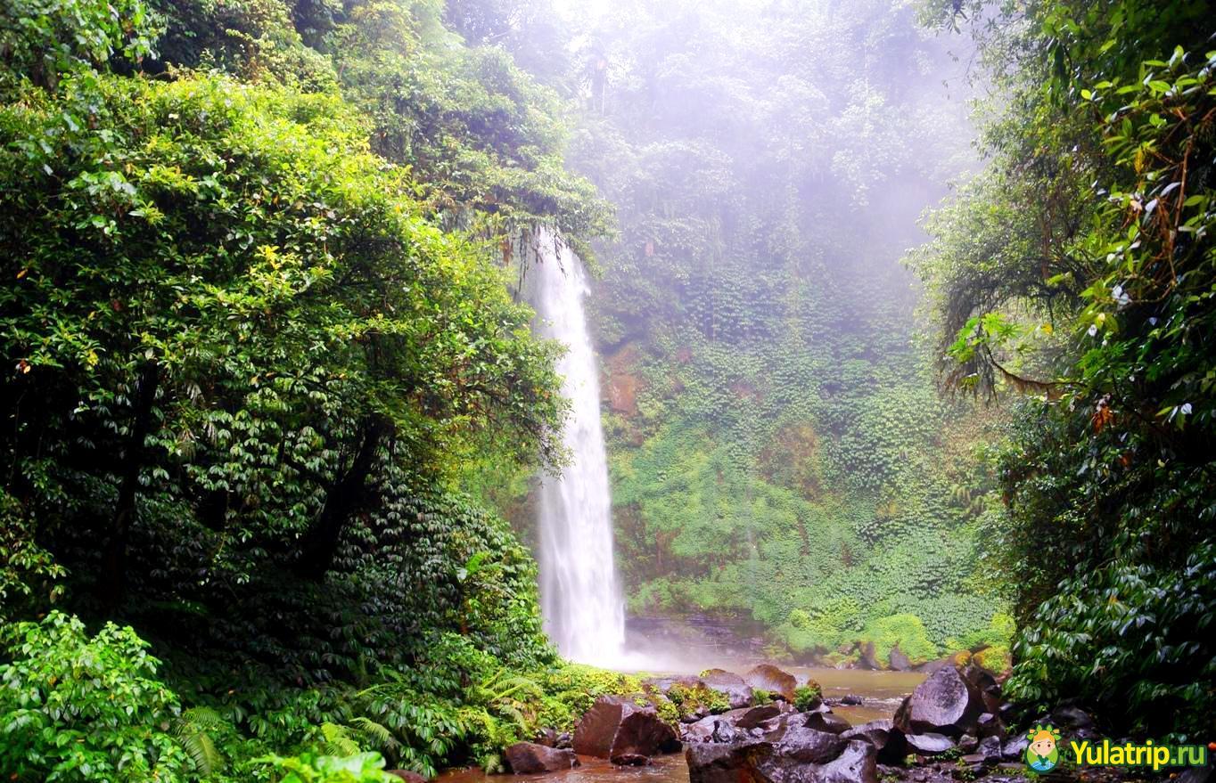 нунг нунг водопад бали