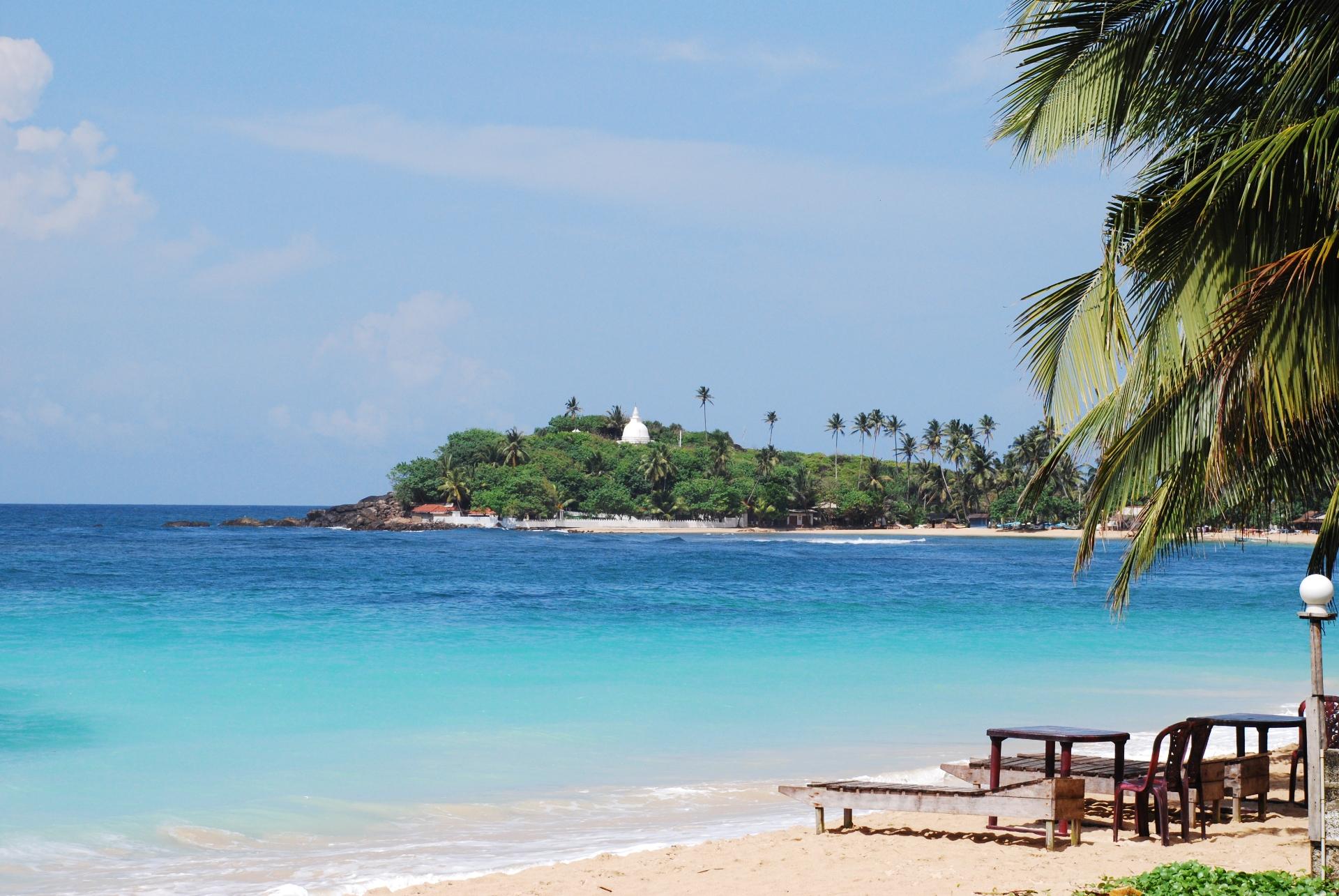 Унаватуна, Шри-Ланка. Фото пляжа и моря. Отзывы об отдыхе в 55