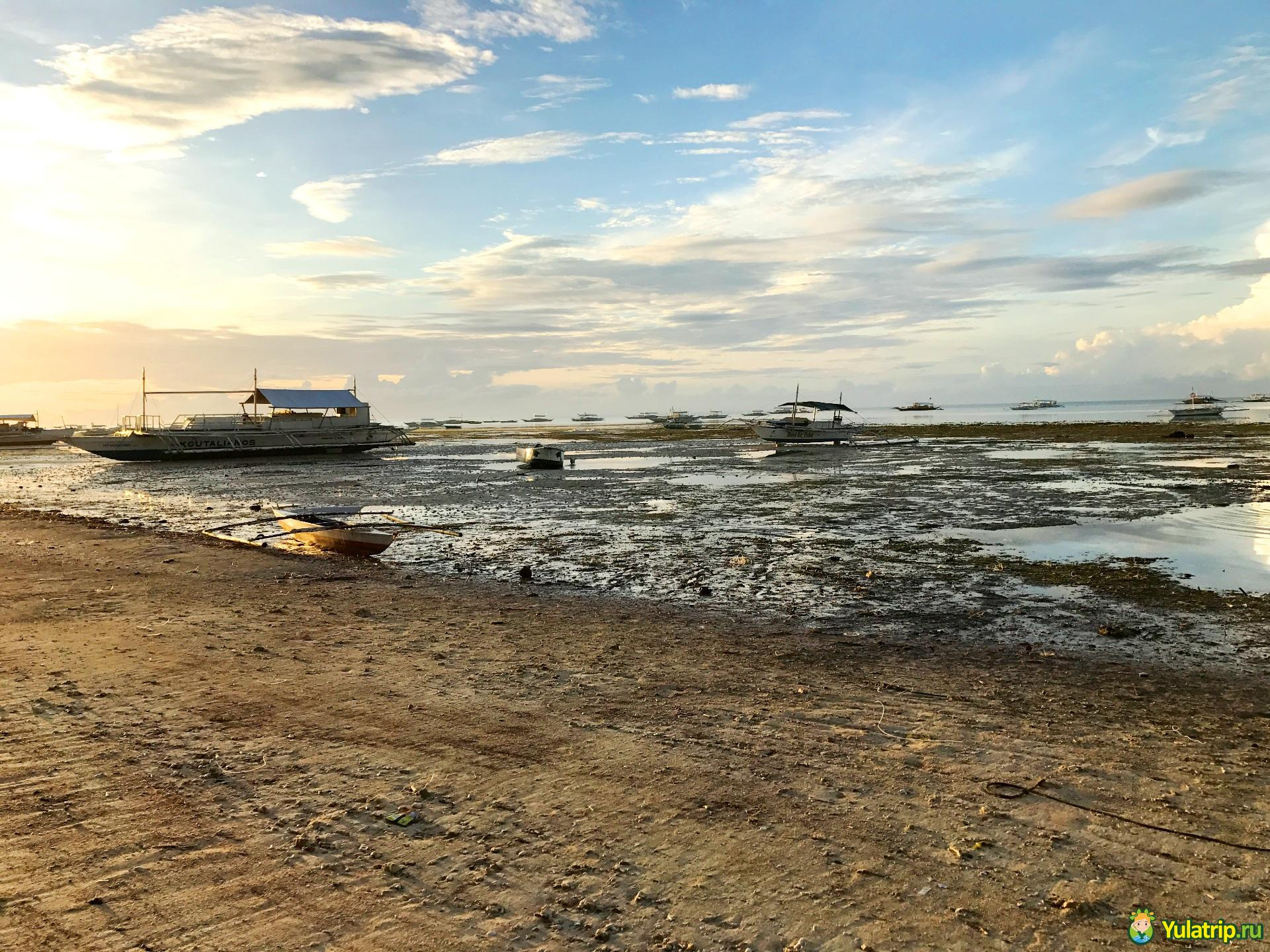 как добраться с пляжа алона бич до ослоба