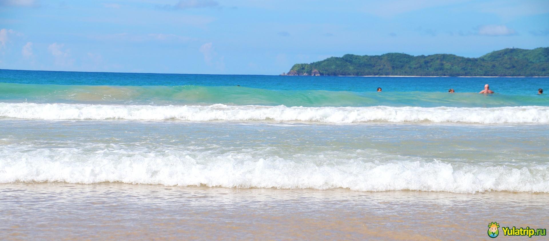 накпан пляж эль нидо филиппины