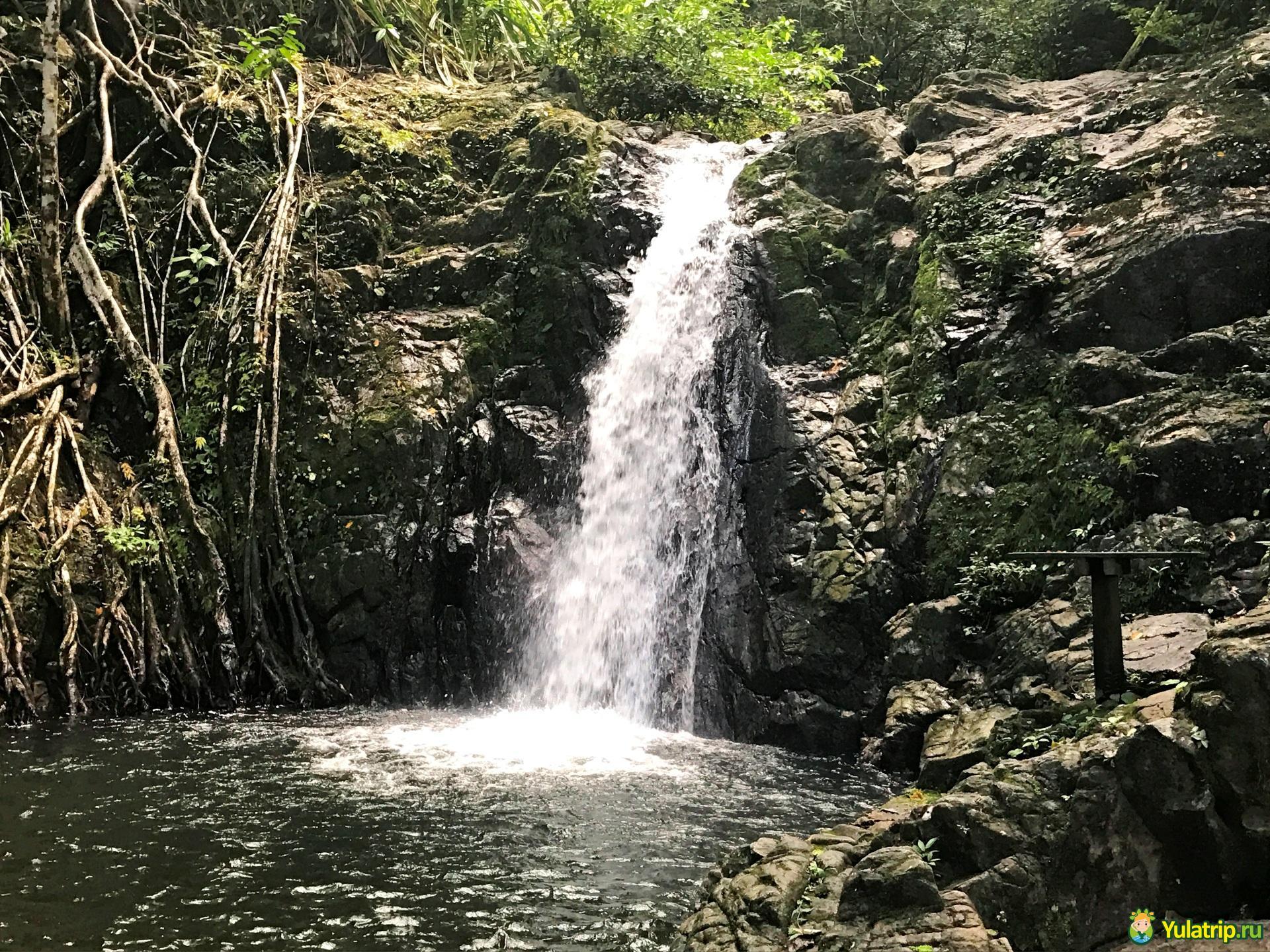 водопад nagkalit kalit эль нидо