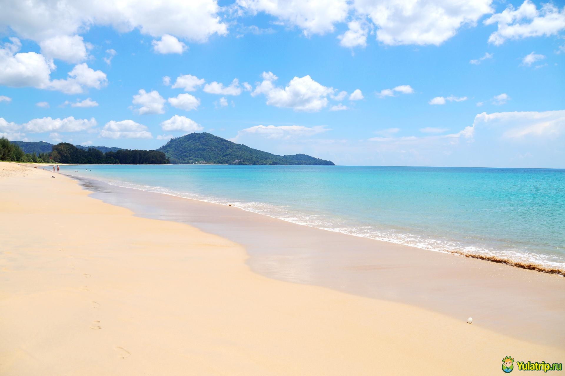 май као mai khao пляж с самолетами пхукет