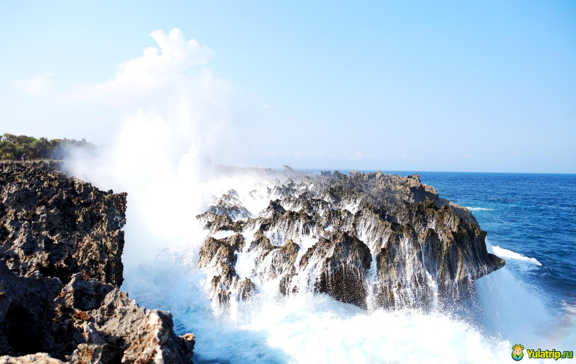 water blow нуса дуа бали