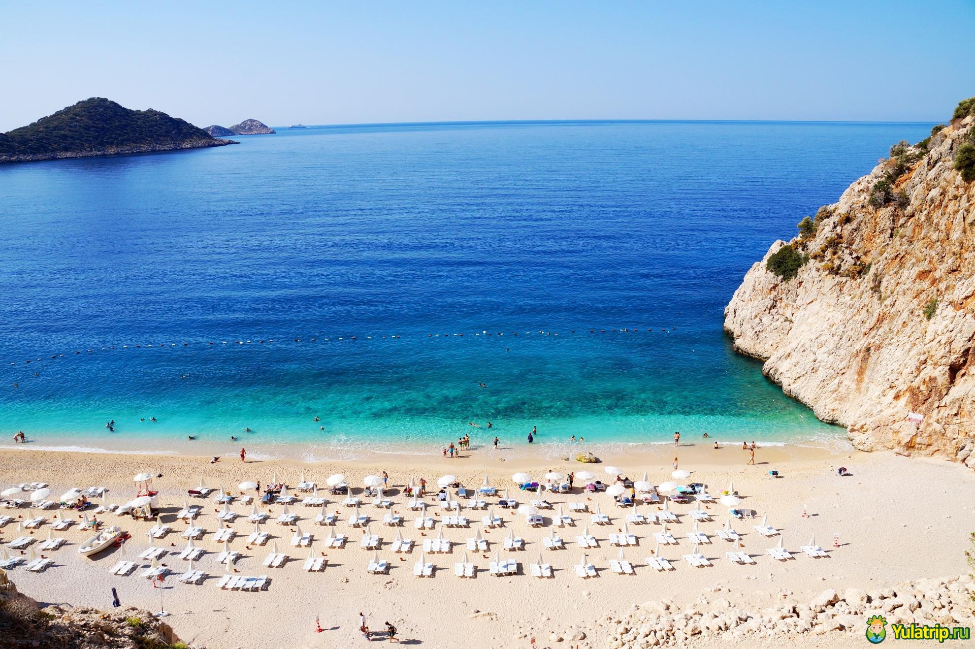 капуташ пляж турция