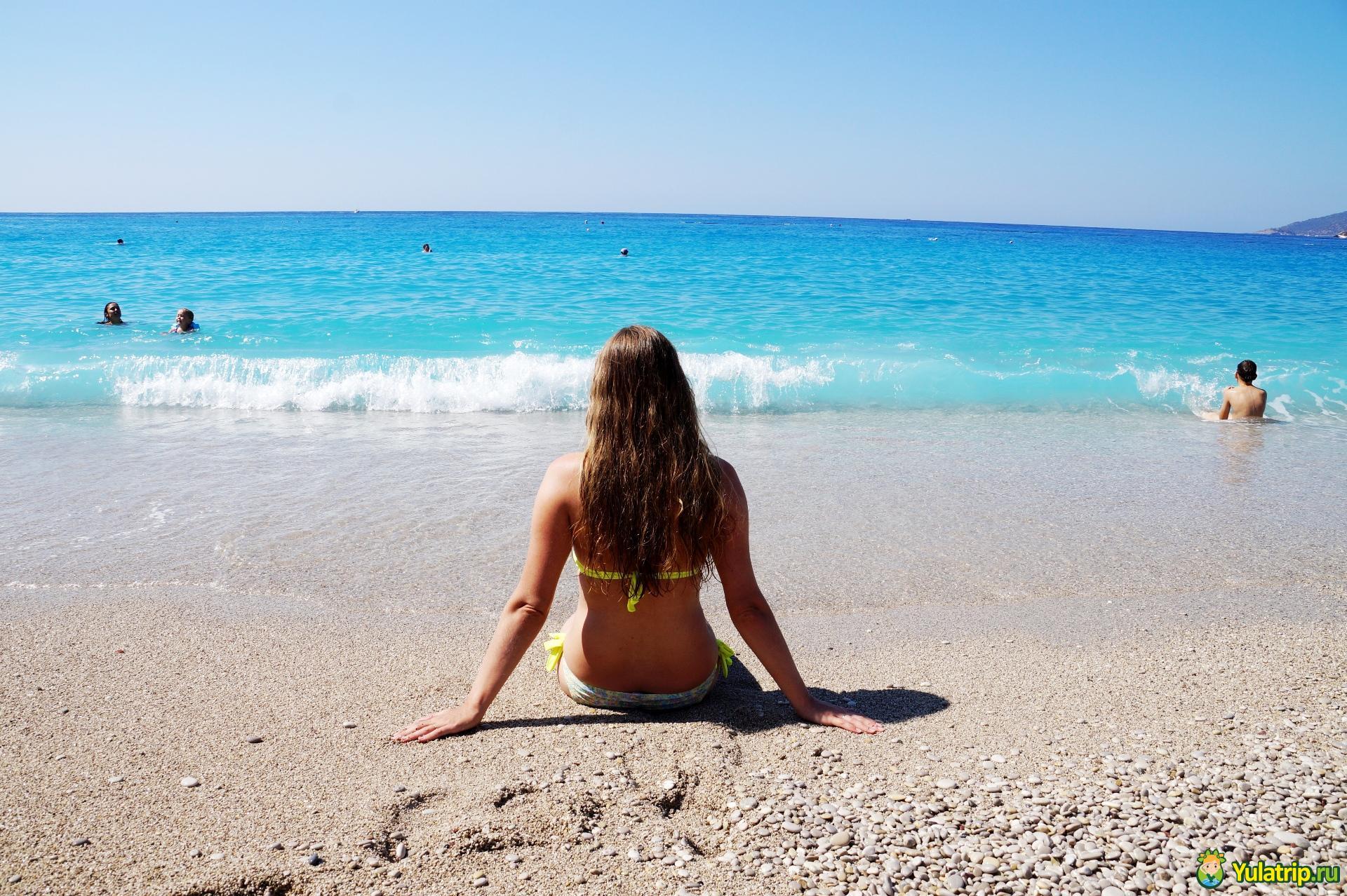 бельджекиз пляж турция олюдениз