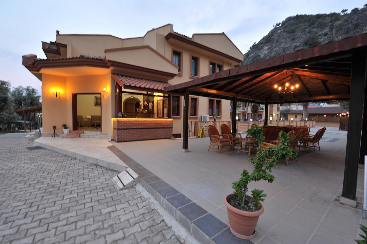 belcehan beach hotel олюдениз турция