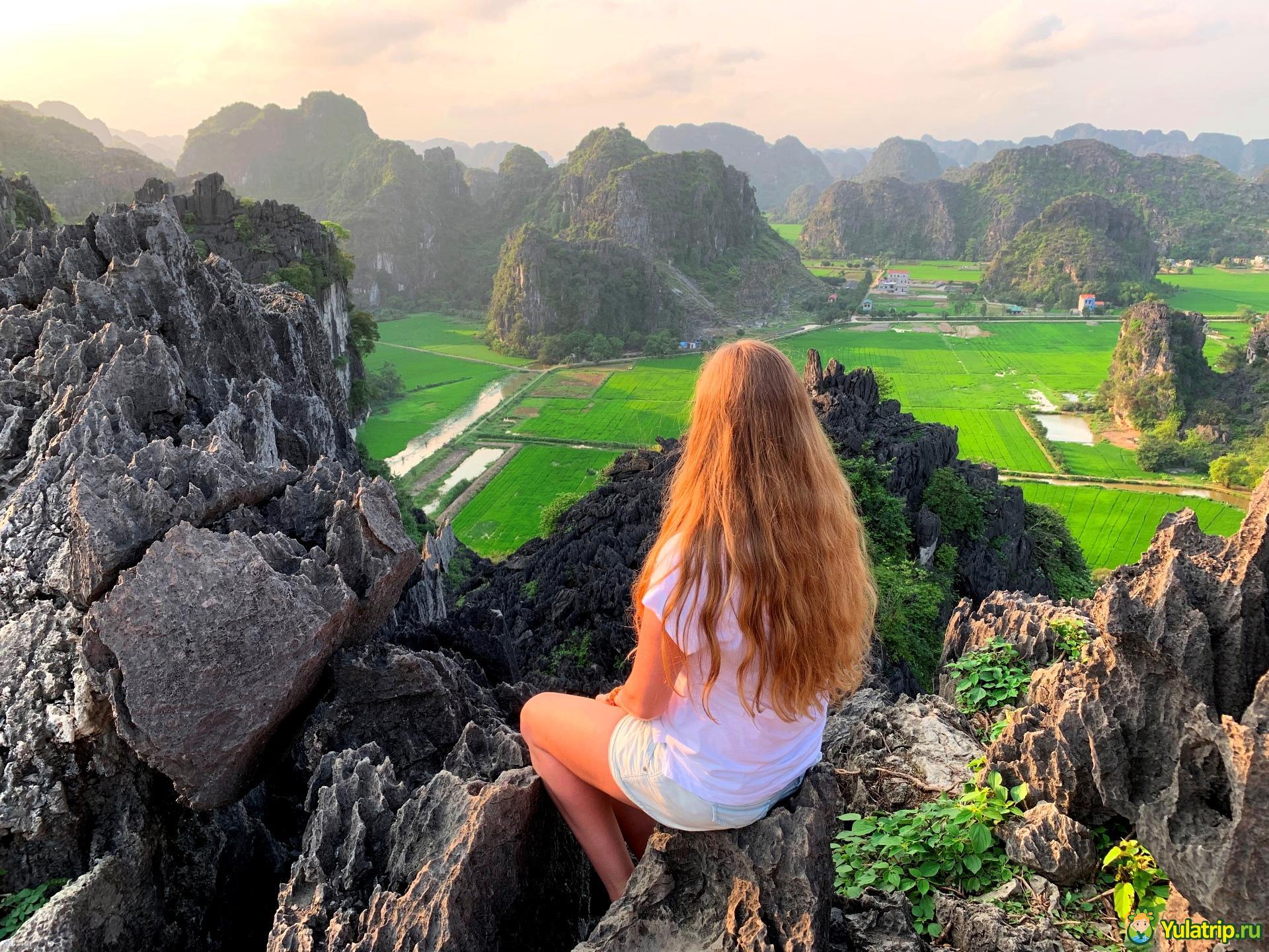 ханг муа mua caves нинь бинь вьетнам