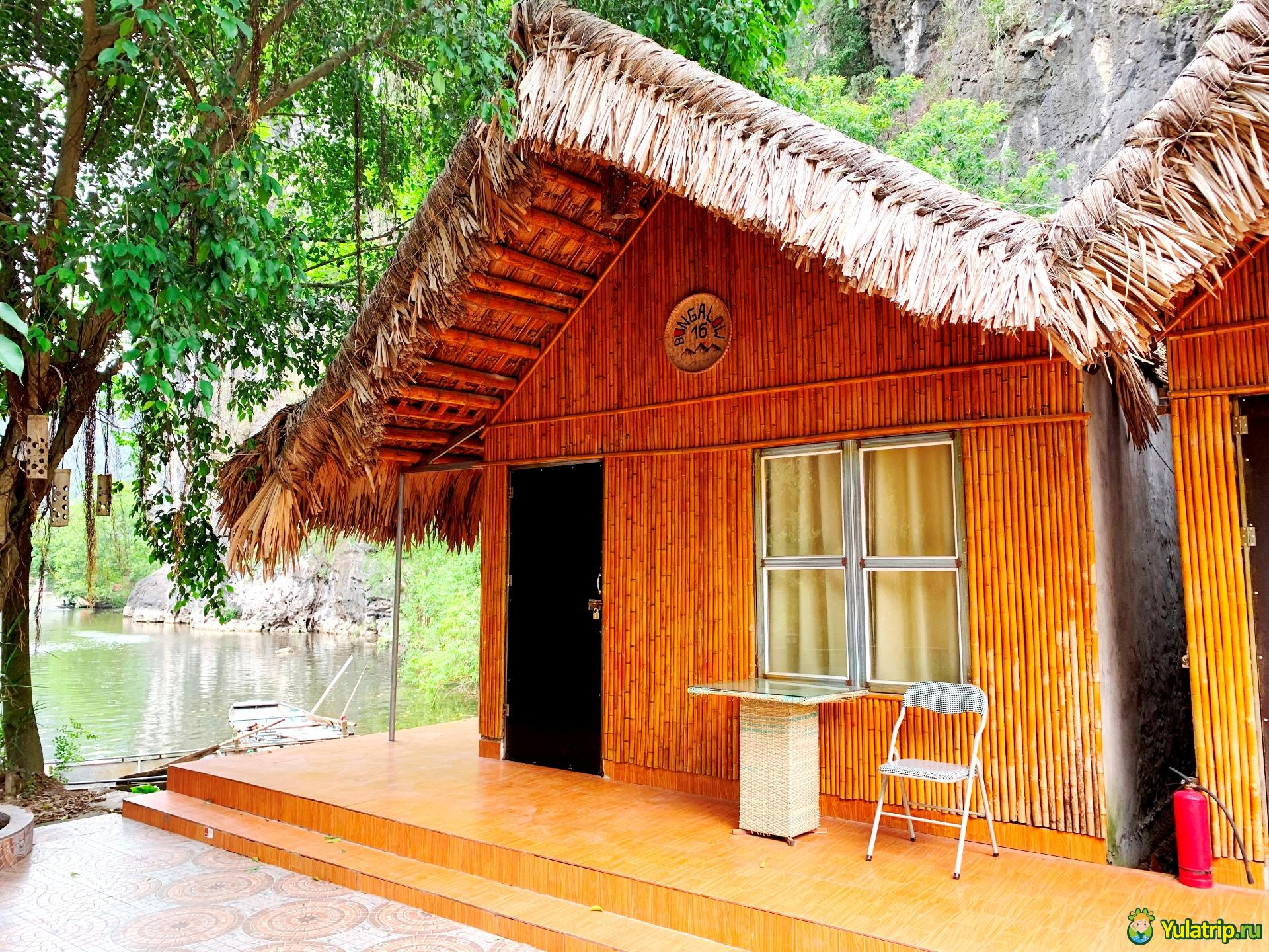 tam coc bungalow