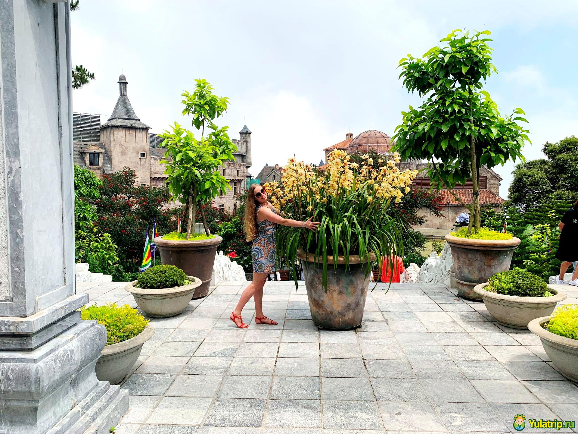 ba na hills дананг вьетнам