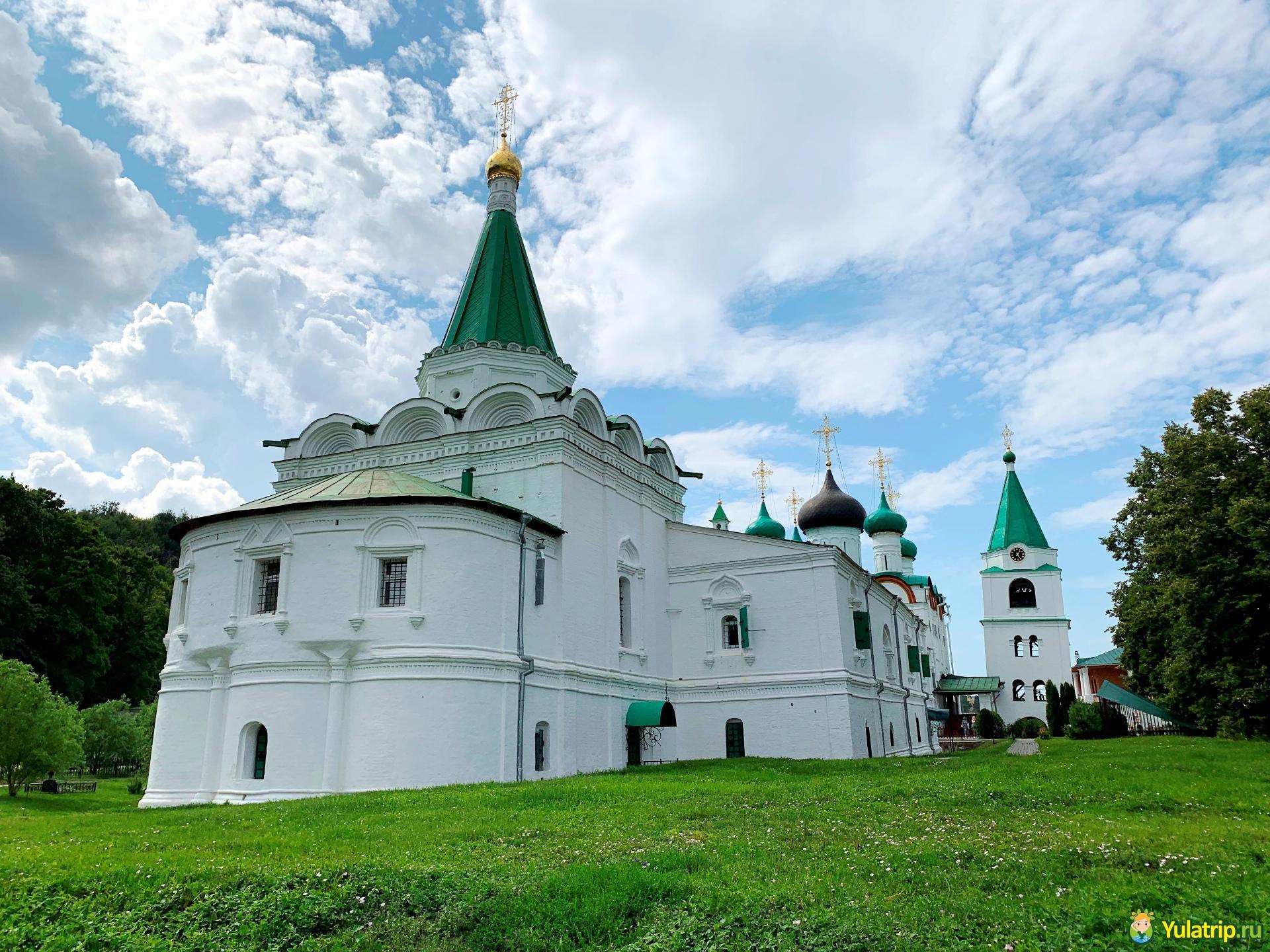 вознесенский печерский монастырь нижний новгород