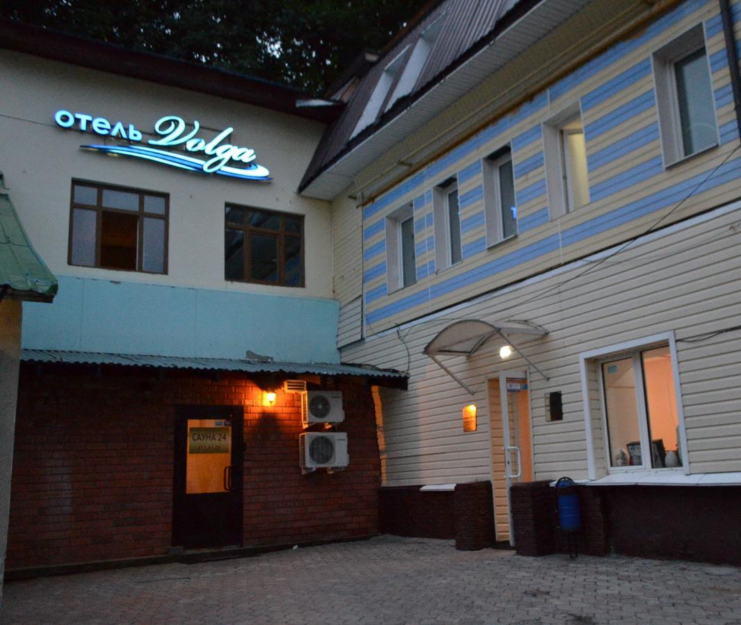 отели нижнего новгорода