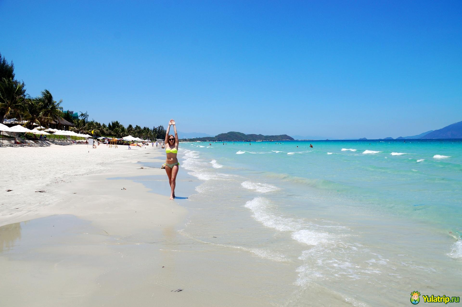 доклет пляж вьетнам зоклет пляж нячанг