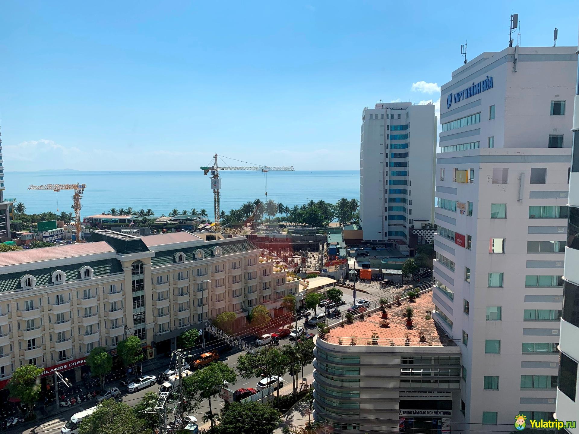 отель в нячанге new sun hotel