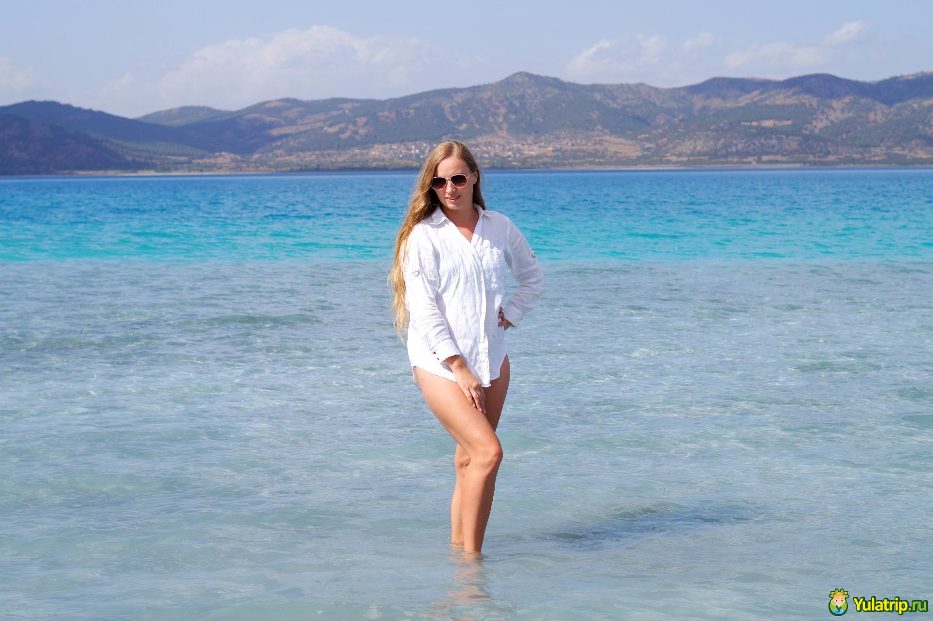 озеро салда турция