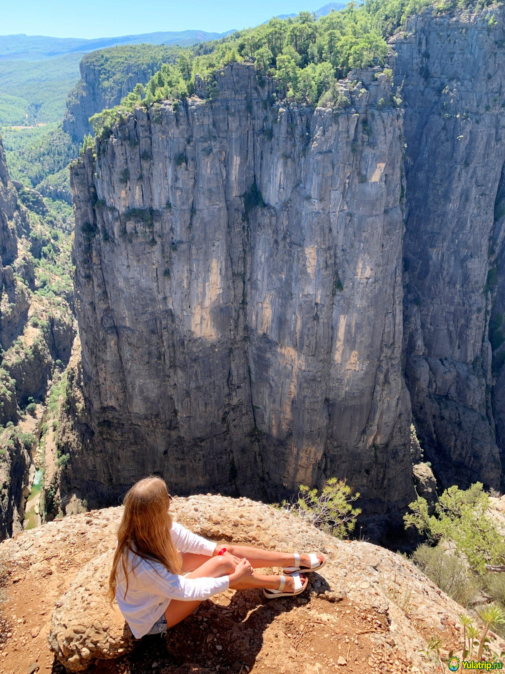 тазы каньон турция